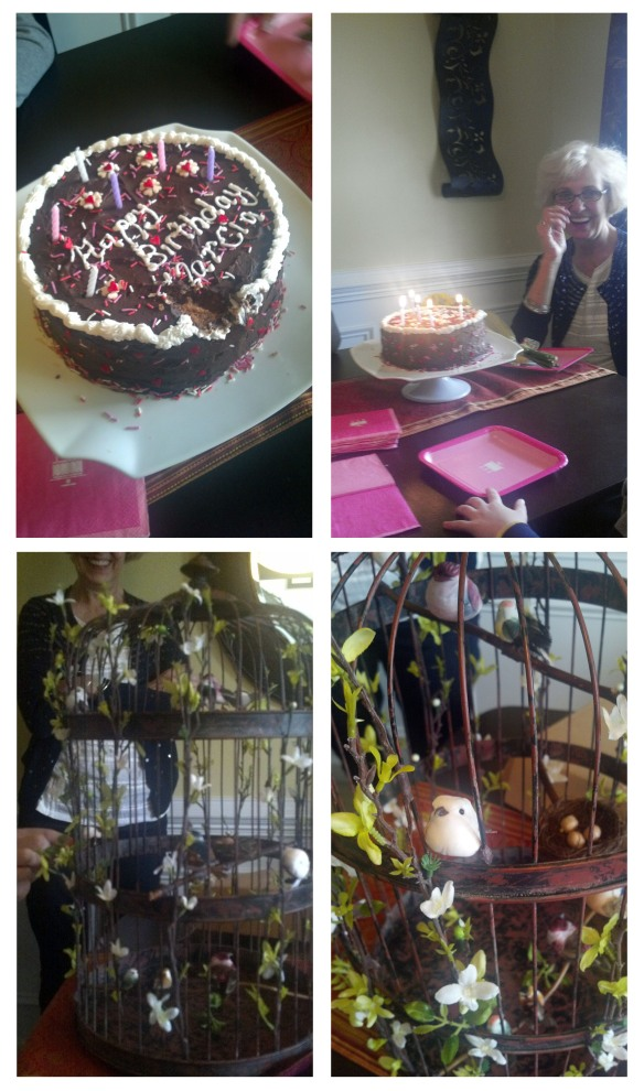 Mom's Birthday