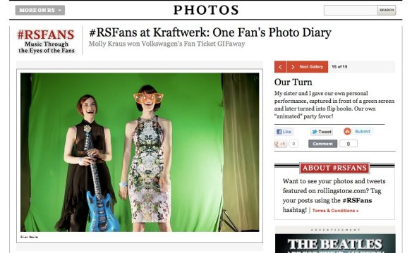Rolling Stone photos by Brian Nevins
